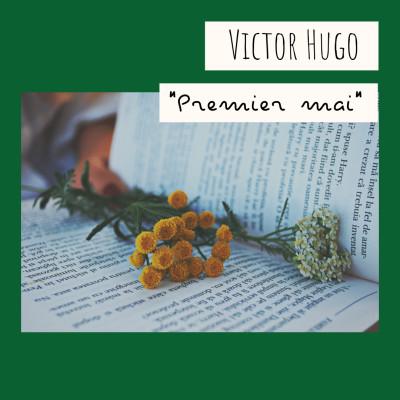 6 - « Premier mai », Victor Hugo cover