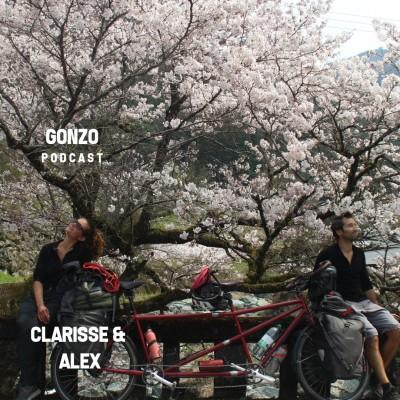 HORS SÉRIE - Récit de voyage, Clarisse & Alex - 15 000 kms en Tandem cover