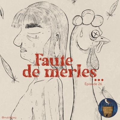 EP26 Contes italiens - Faute de merles... cover