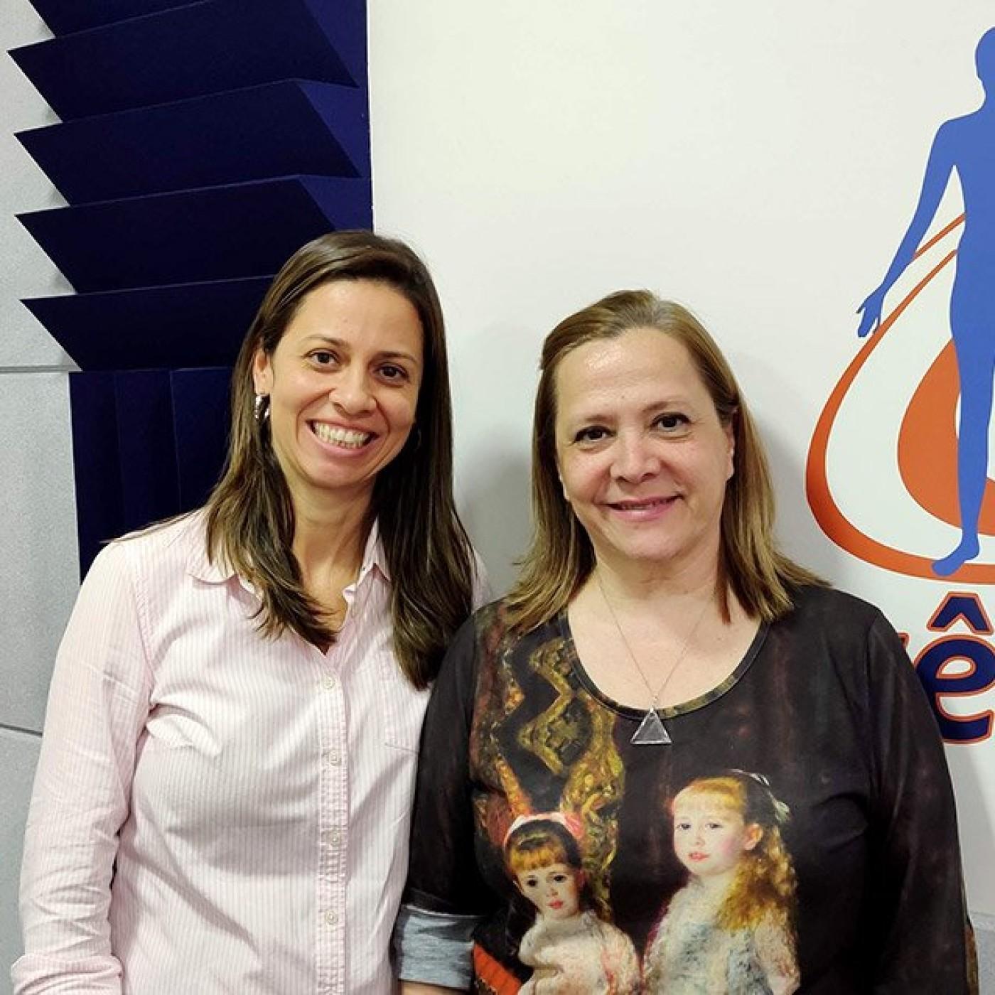 746 - Psicoterapia Reencarnacionista com Carmen Mirio e Daniela Pereira