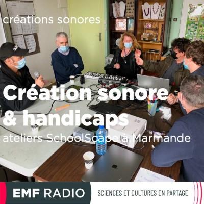 Création sonore et handicaps - ateliers SchoolScape à Marmande cover