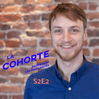 La Cohorte/ S2E2/ Trouver des clients... sur Linkedin cover