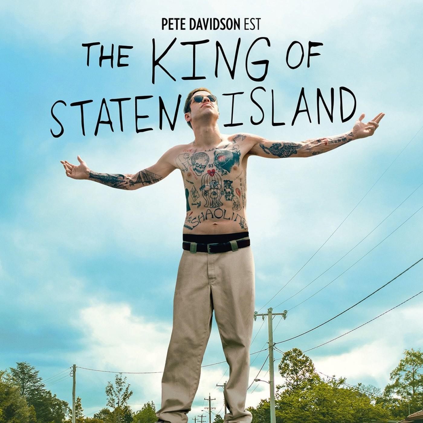 Critique du Film THE KING OF STATEN ISLAND