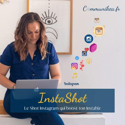 {InstaShot #2} - 5 outils indispensables à mon InstaBiz cover