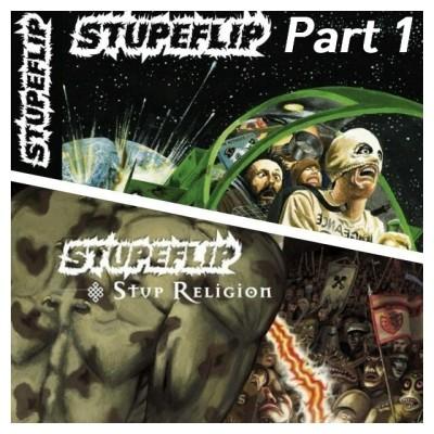Ep 67 : Stupeflip et Stup Religion (Première Partie) cover