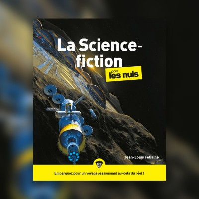 #71 La Science-Fiction pour les Nuls - Jean-Louis Fetjaine cover