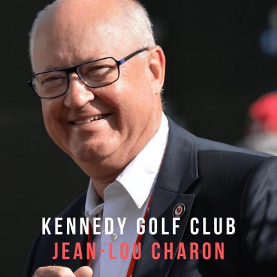 image GOLF🏌️#ffgolf KGC#5 Jean-Lou Charon : sa vision de la présidence et son combat