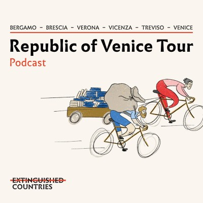 Extinguished Countries – Republic of Venice Tour cover