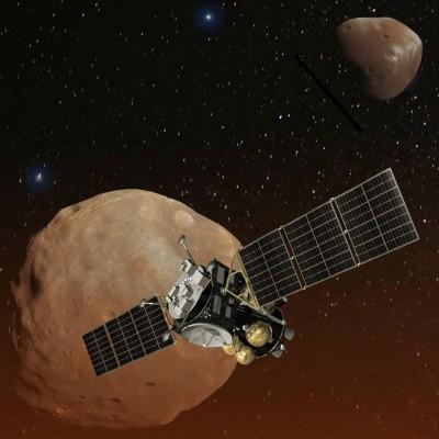 [LDDE] MMX - Se poser sur une LUNE de MARS cover