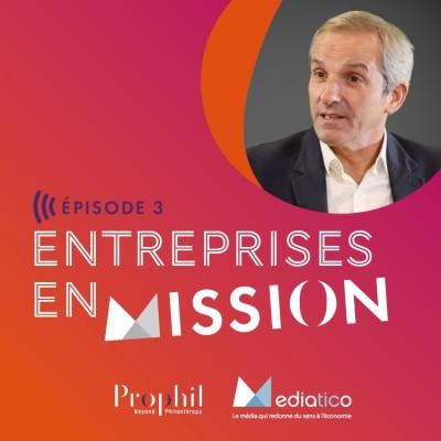 """Pascal Demurger, Maif : """"Notre mission nous incite à privilégier nos sociétaires avant les intérêts de l'entreprise"""" cover"""