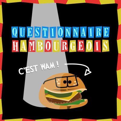 image Hors-série n°2: Questionnaire Hambourgeois