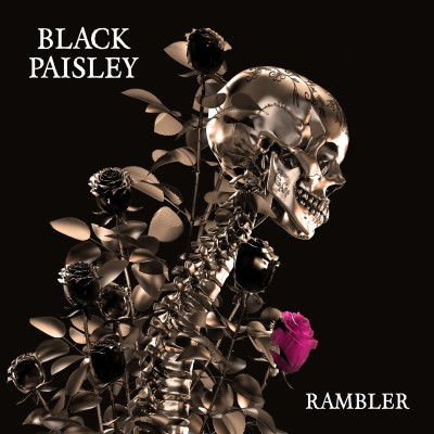 213Rock Podcast Harrag Melodica Live interview with Stefan & Franco of Black Paisley New album Rambler Out Dec 11th   01 12 2020 cover