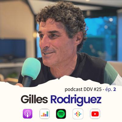 DDV #25 (2/2) Gilles Rodriguez, 25 ans de formation cover