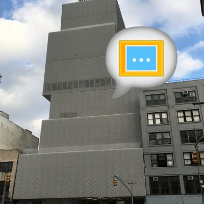 image [n°22] A New-York (partie 2) : Whitney Museum, New Museum et quelques galeries