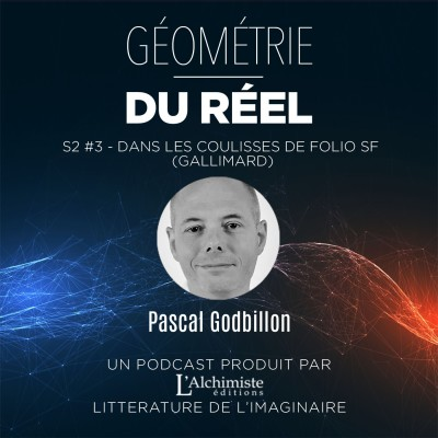 S2 #3 - Dans les coulisses de Folio SF (Gallimard) avec Pascal Godbillon cover