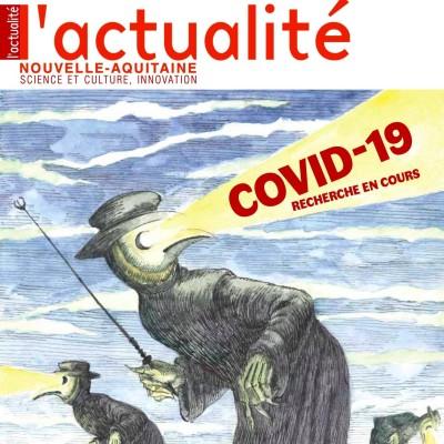 Une présentation du n° 130 de L'Actualité Nouvelle-Aquitaine cover