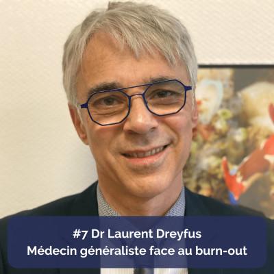 Dr Laurent Dreyfus - Médecin généraliste face au burn-out cover