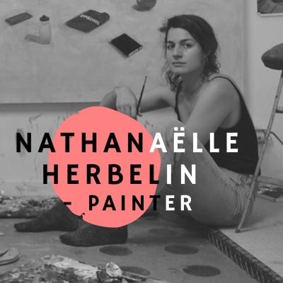 #5 - Nathanaëlle Herbelin - Painter🇫🇷 cover