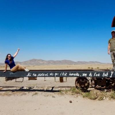 #2 – Un tour du monde en 6 mois à la place d'un CDI avec Elodie cover