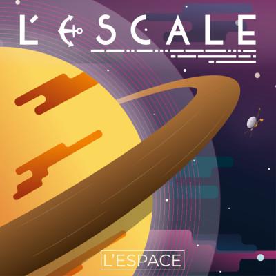 L'Escale #3 - L'Espace cover