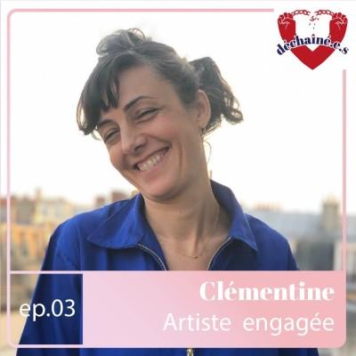 Clémentine du Pontavice, suivre ce que l'on ressent cover