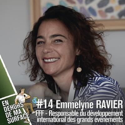 #14 - Emmelyne Ravier, responsable du développement international des grands événements, FFF cover