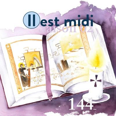 144 - Saint Joseph et la bonne mort cover
