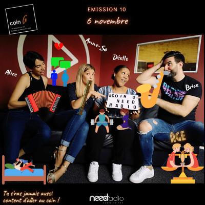 Coin G (avec Anne-So, Déelle et l'équipe) (06/11/20) cover