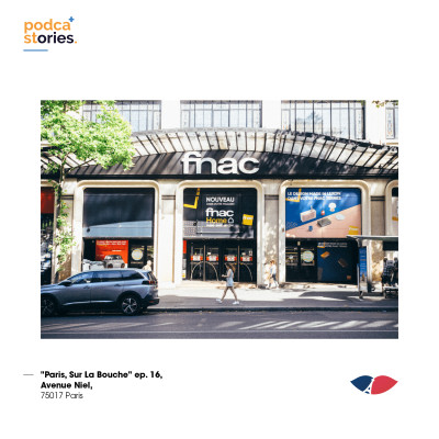 ep. 16, Avenue Niel, 75017 Paris cover