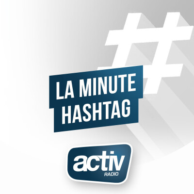 La minute # de ce vendredi 16 avril 2021 par ACTIV RADIO cover