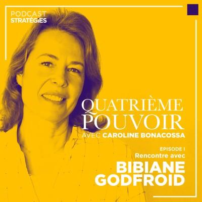 Episode 1 : Bibiane Godfroid, la papesse de la télé cover