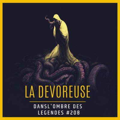 Dans l'ombre des légendes-208  La dévoreuse... cover