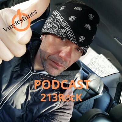 213Rock Harrag Melodica Live show on Vinylestimes Classic Rock Radio  11/10/2021 cover