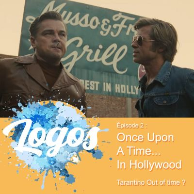 Once Upon A Time... In Hollywood (Tarantino Out of Time ?) cover