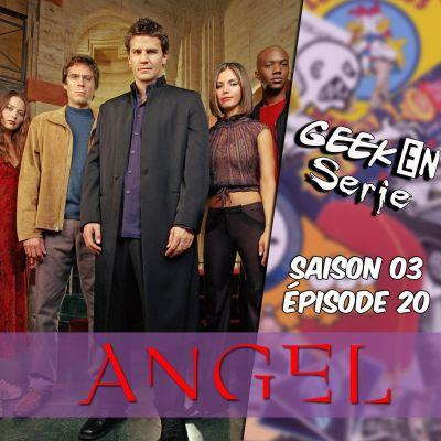 image Geek en série 3x20: Angel
