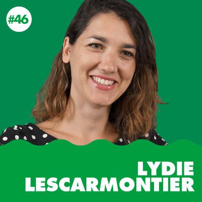 Épisode 46 - Antarctique : un continent qui fond ? Lydie Lescarmontier cover
