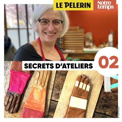 Hélène (Aveyron), une gantière aux doigts d'or cover