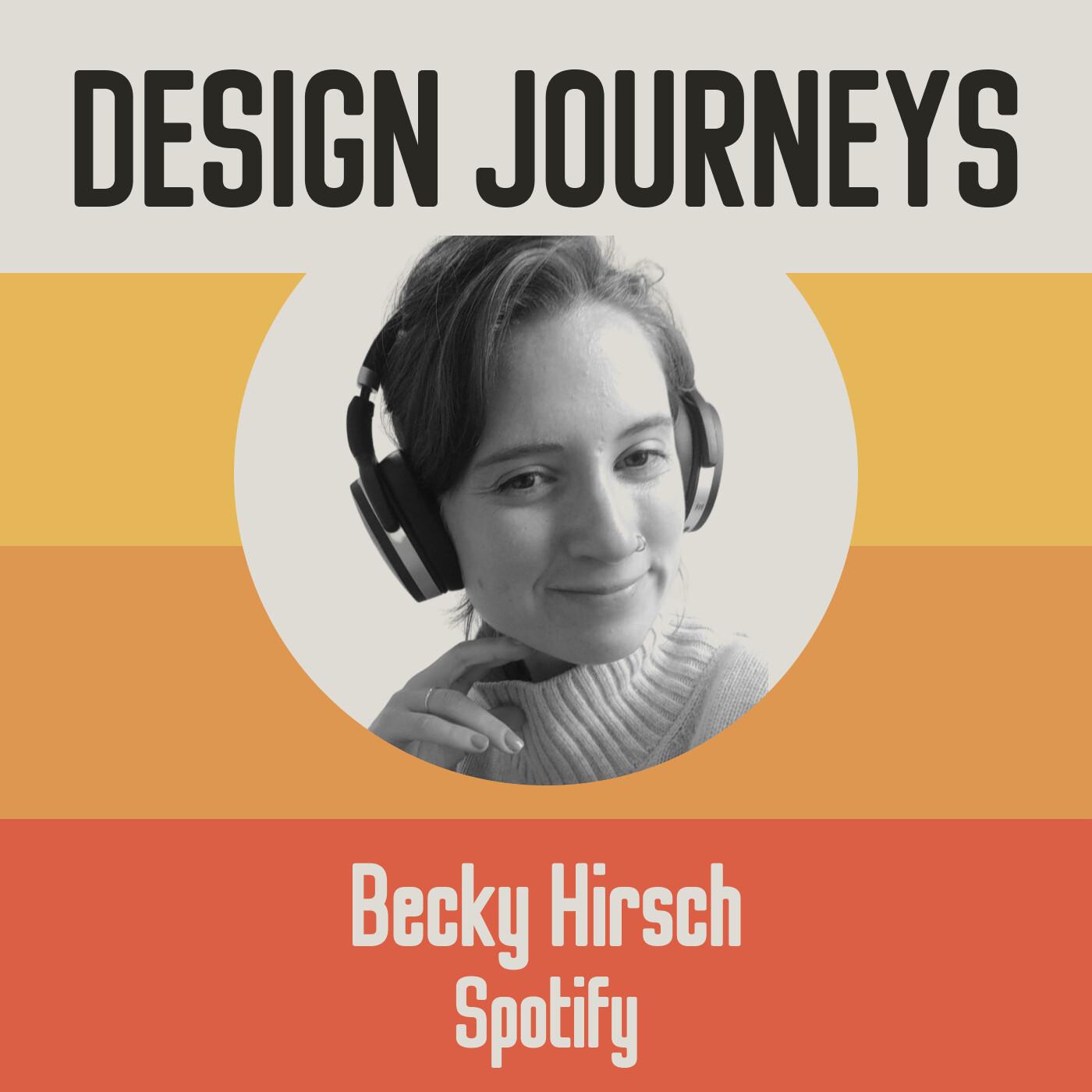 #23 Becky Hirsch - Spotify - Le Content Design en scale-up