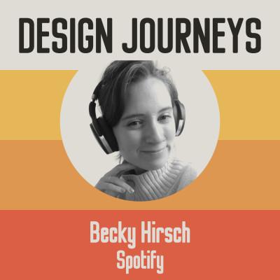 #23 Becky Hirsch - Spotify - Le Content Design en scale-up cover