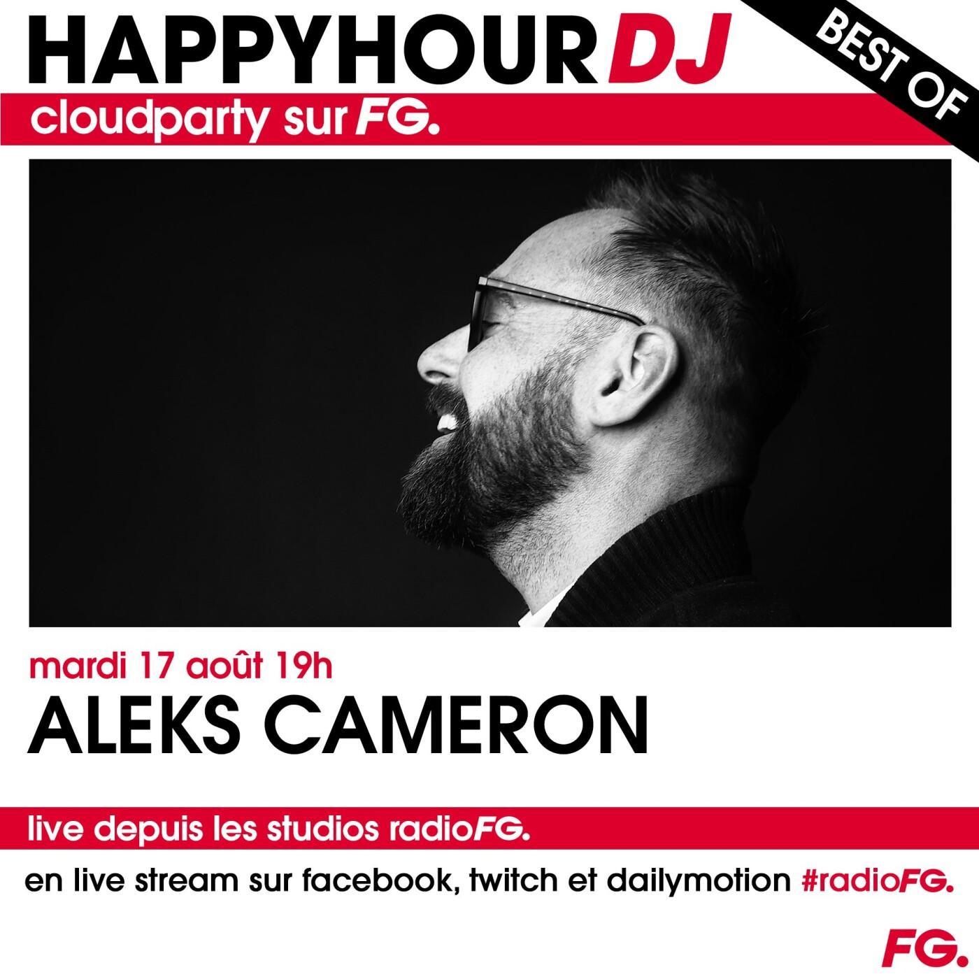 HAPPY HOUR DJ BEST OF : ALEKS CAMERON
