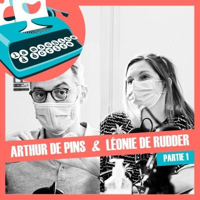 L'animation jeunesse - Arthur de Pins (Zombillénium) et Léonie De Rudder (Miraculous, Lastman) - part 1 cover