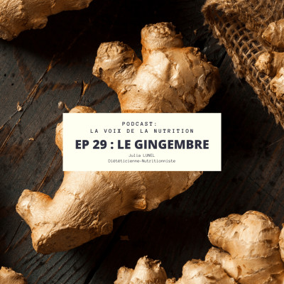 Le gingembre cover