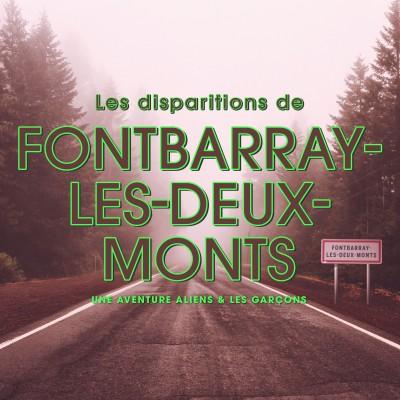 E39 - Hors Série Jeu de Rôle - Bienvenue à Fontbarray - 1/3 cover