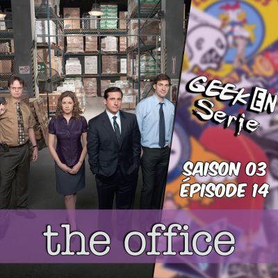 image Geek en série 3x14: The Office