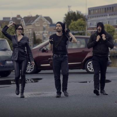 Thomas, Baptiste & Paul parle de leur court métrage Politique de retour - 30 09 2021 - StereoChic Radio cover