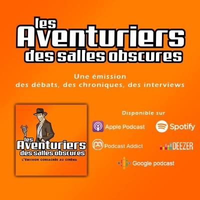 Les Aventuriers des Salles Obscures 15 Juin 2019 cover
