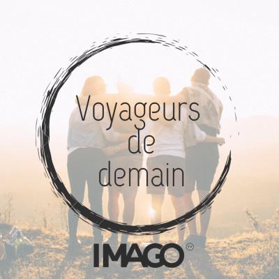 Voyageurs de Demain cover