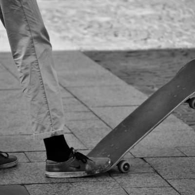 Et si votre skate devenait une paire de lunette ? cover