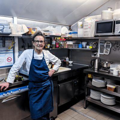 Ouïe Chef-fe ! Episode 2 - Eleonora cover