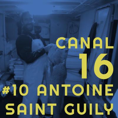 #10 Antoine Saint Guily - Rupture de patara et chalut coincé  😱 cover